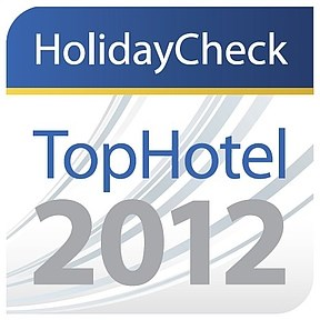 2012 HolidayCheck Tophotel