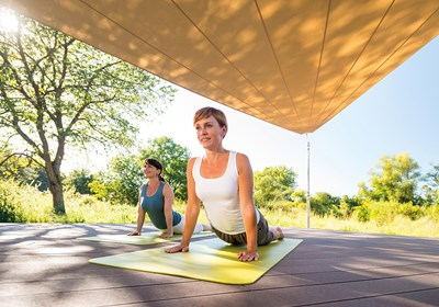 5 Tage Herbst Yoga Retreat