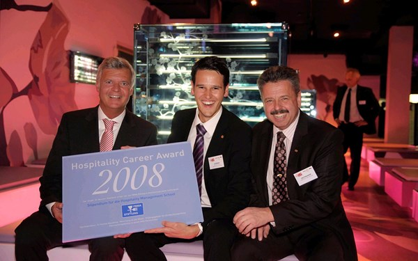 2008 Hospitality Career Award