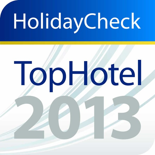 2013 HolidayCheck Tophotel