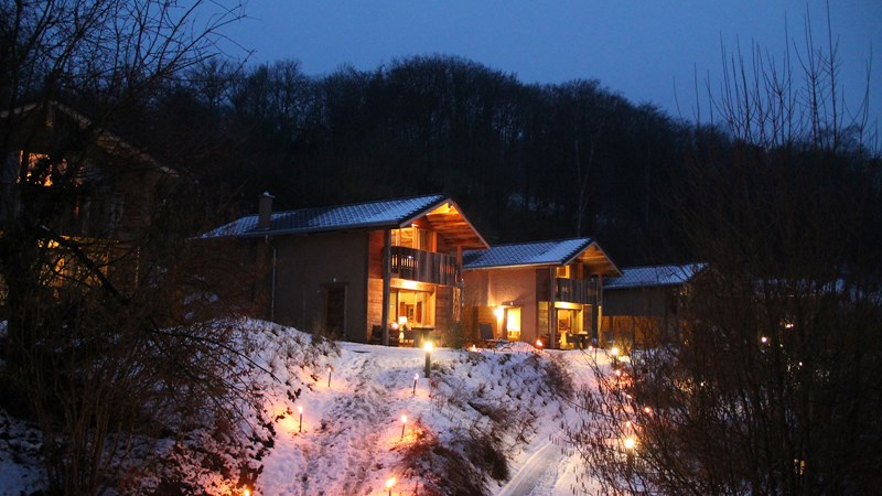 Bollants Winter Heimat Lodges