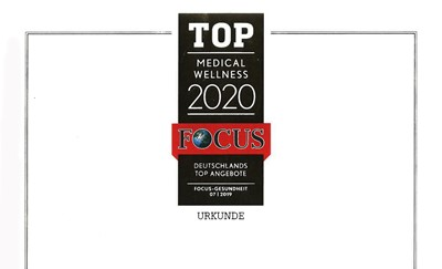 Focus Gesundheit: Medical Wellness 2020