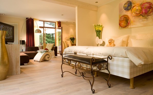 Spa Suite am Wald