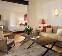 Zimmer Suiten Lodges Bollants